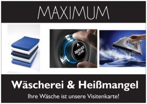 Maximum Wäscherei Rohrbach